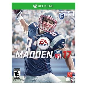 New Unopened Madden 17 for Xbox One